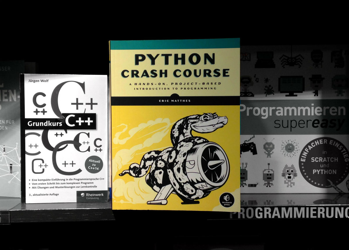 "Learning Python with ""Python Crash Course"""