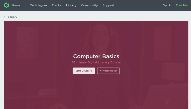 Learning Computer Science Basics - Computer Basics Treehouse 01