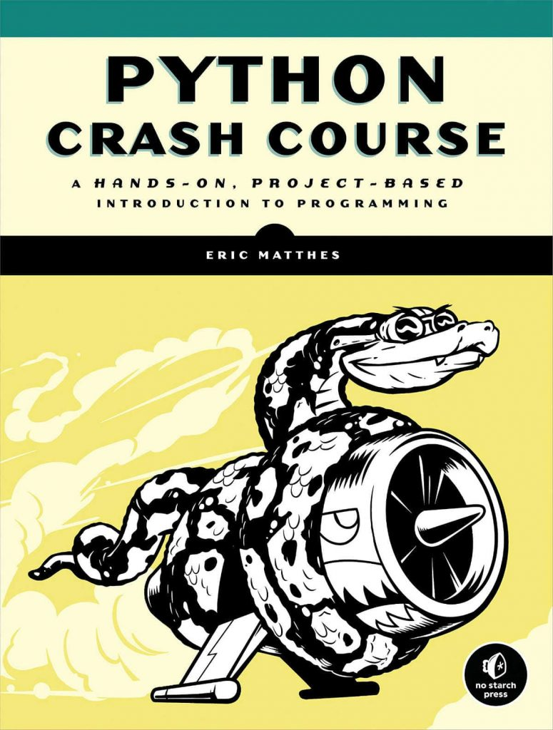 Book: Python Crash Course
