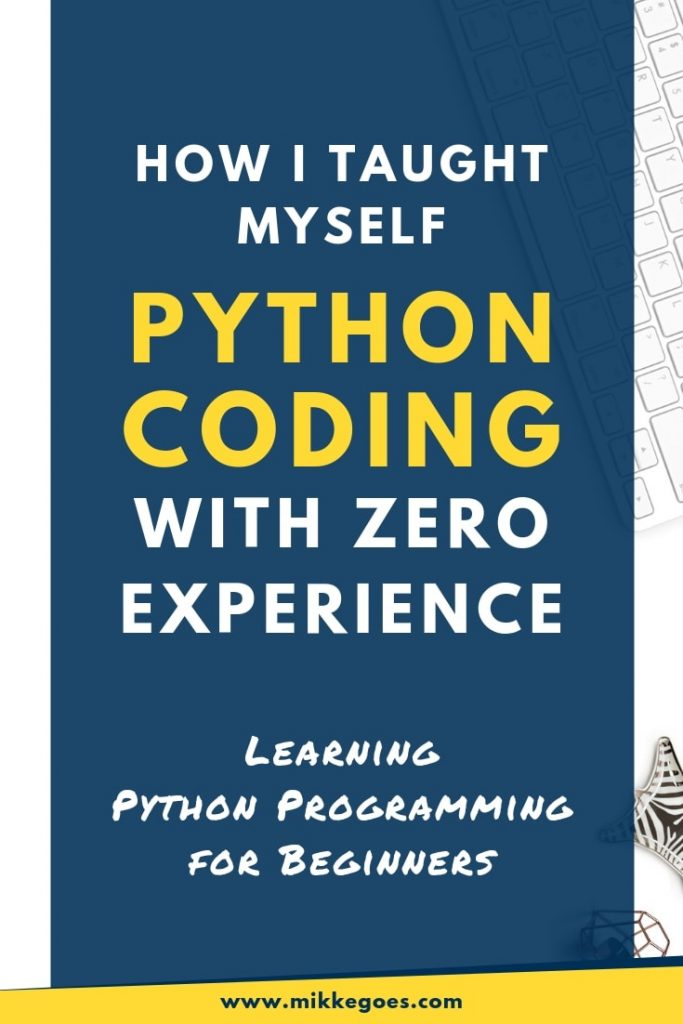 How to learn Python programming for beginners - The best Python book to learn coding and web development