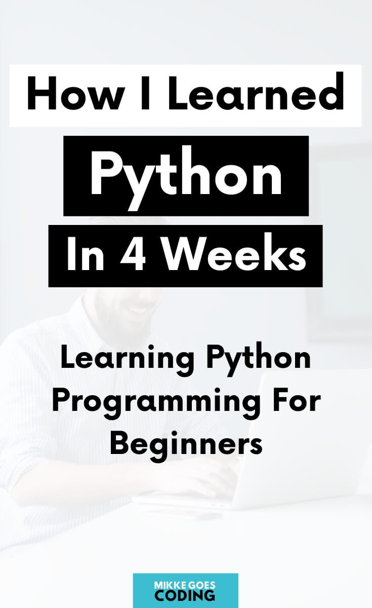 Python programming for beginners - Best tutorials and books for learning Python for web development and data science