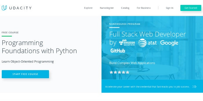 Learn Python Online - Programming Foundations with Python at Udacity