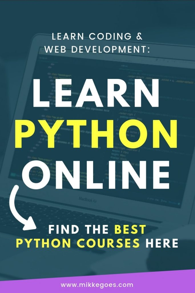 Learn Python online with the best Python tutorials, online courses, and other resources for beginners