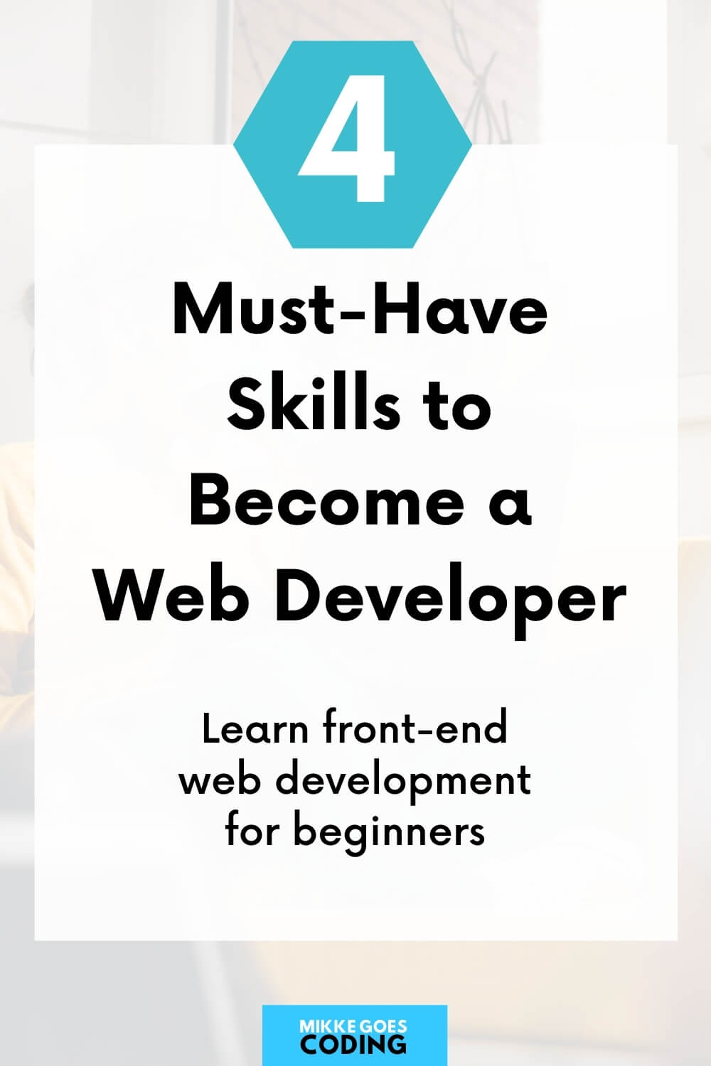 Must-have skills to become a web developer - 02