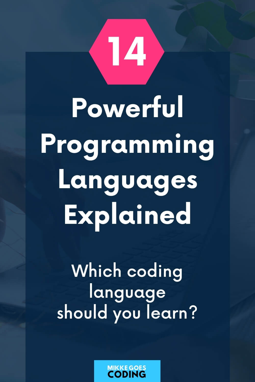 Popular programming languages and their uses explained - MikkeGoes 01