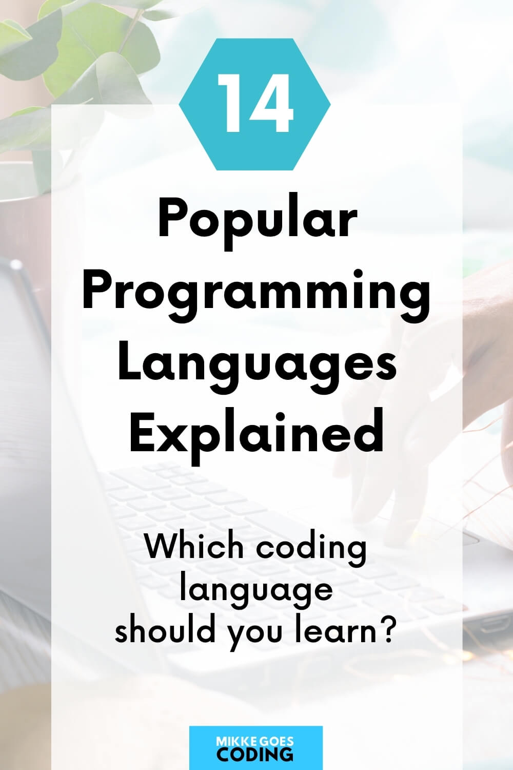 Popular programming languages and their uses explained - MikkeGoes 02