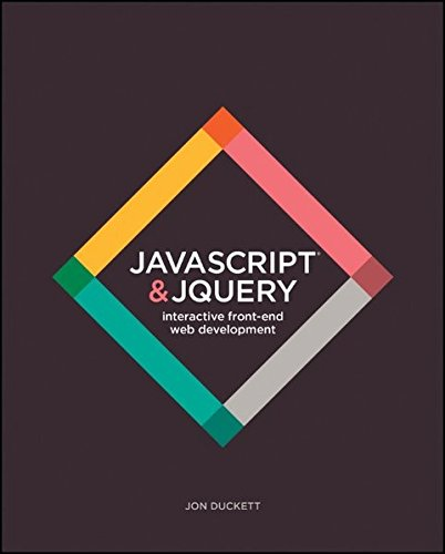 Book: JavaScript & jQuery - Interactive Front-End Web Development