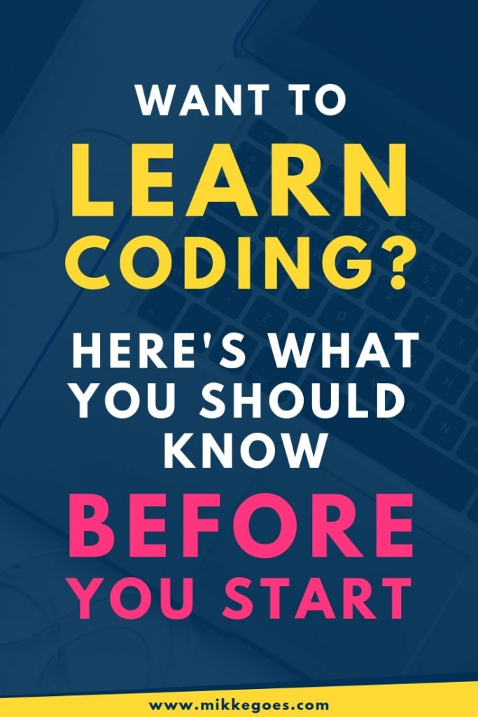 This is what you should know before you start learning web development and programming - Beginner's Guide