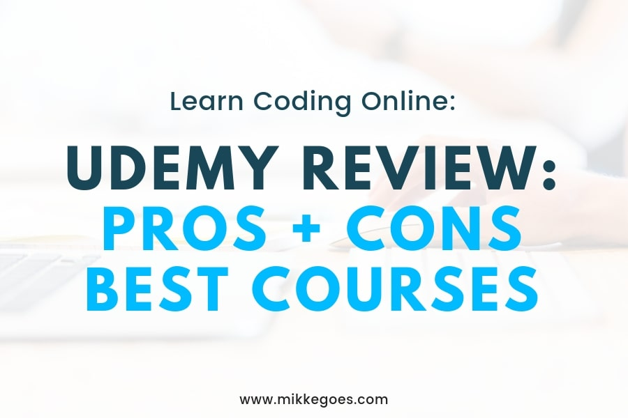 Udemy Review: Learn Coding and Web Development Online