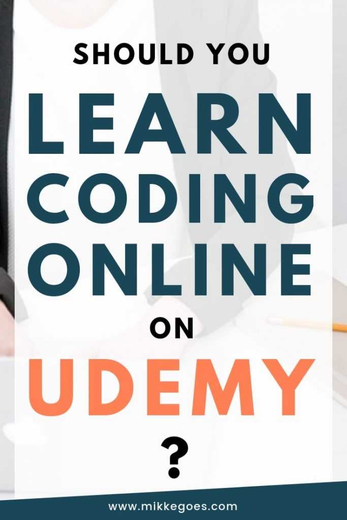Udemy review for beginners - Should you start an online coding course on Udemy