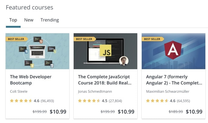Udemy review: learn coding for beginners online on Udemy