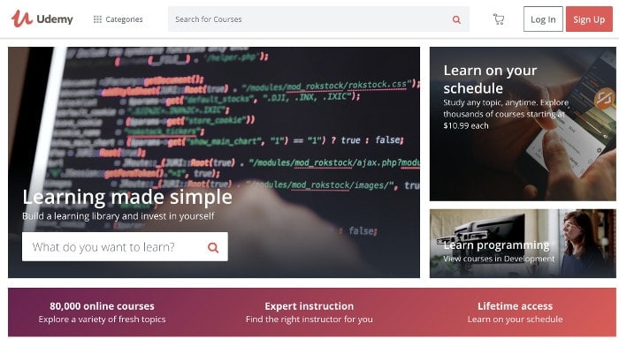 Udemy Review: Is Udemy Worth It? Best websites to learn coding in 2019