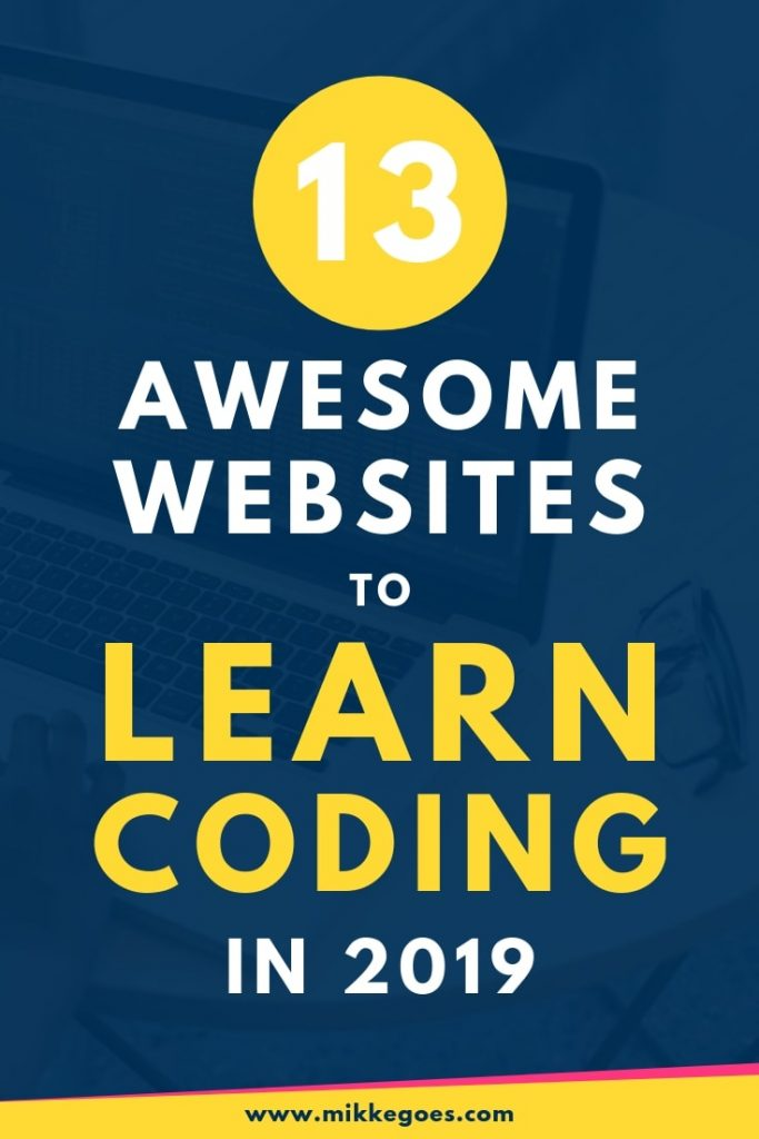 Start learning web development with the best websites to learn coding for beginners in 2019