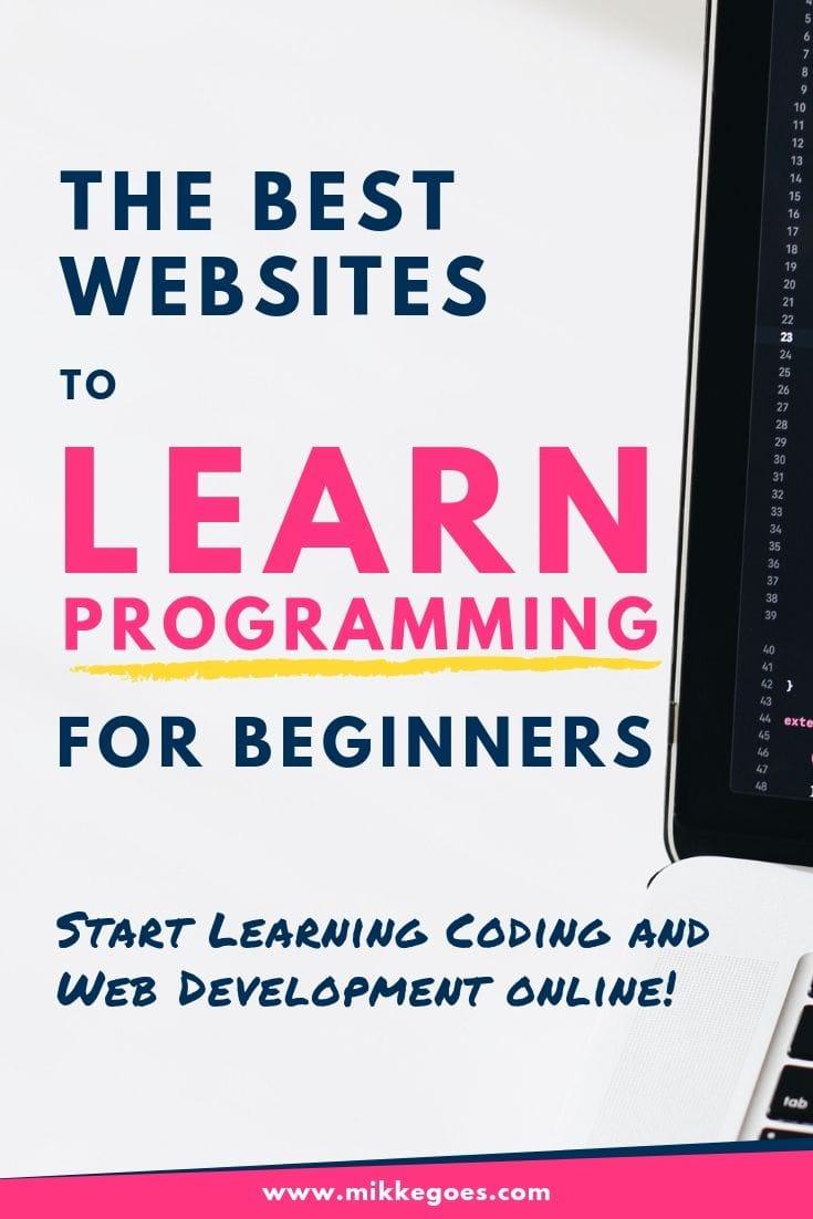 The Best Websites to Learn Coding and Web Development in 2020