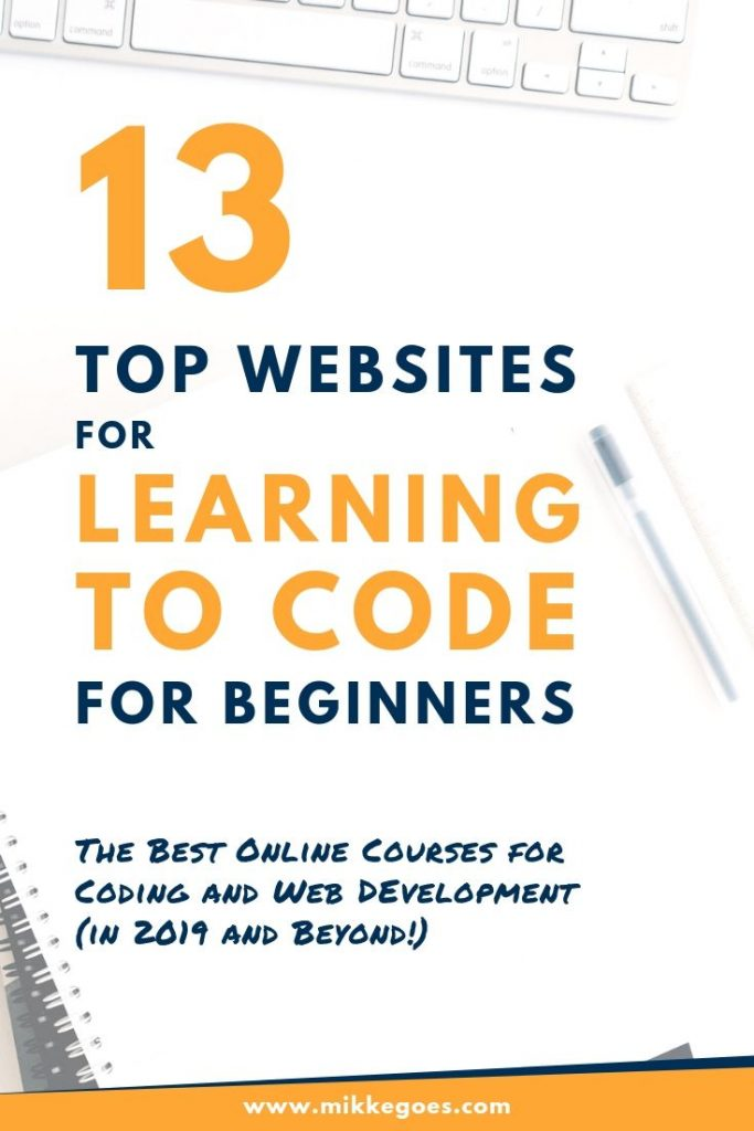 The best websites for learning web development and programming for beginners