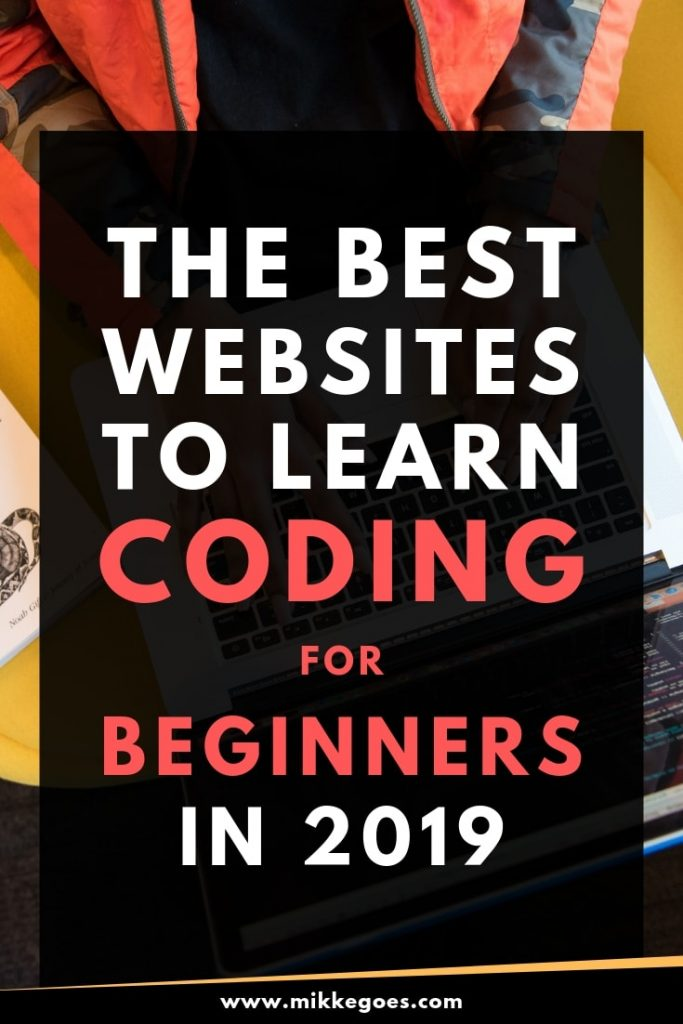 The best websites to learn coding for beginners in 2019 - Start learning web development and programming