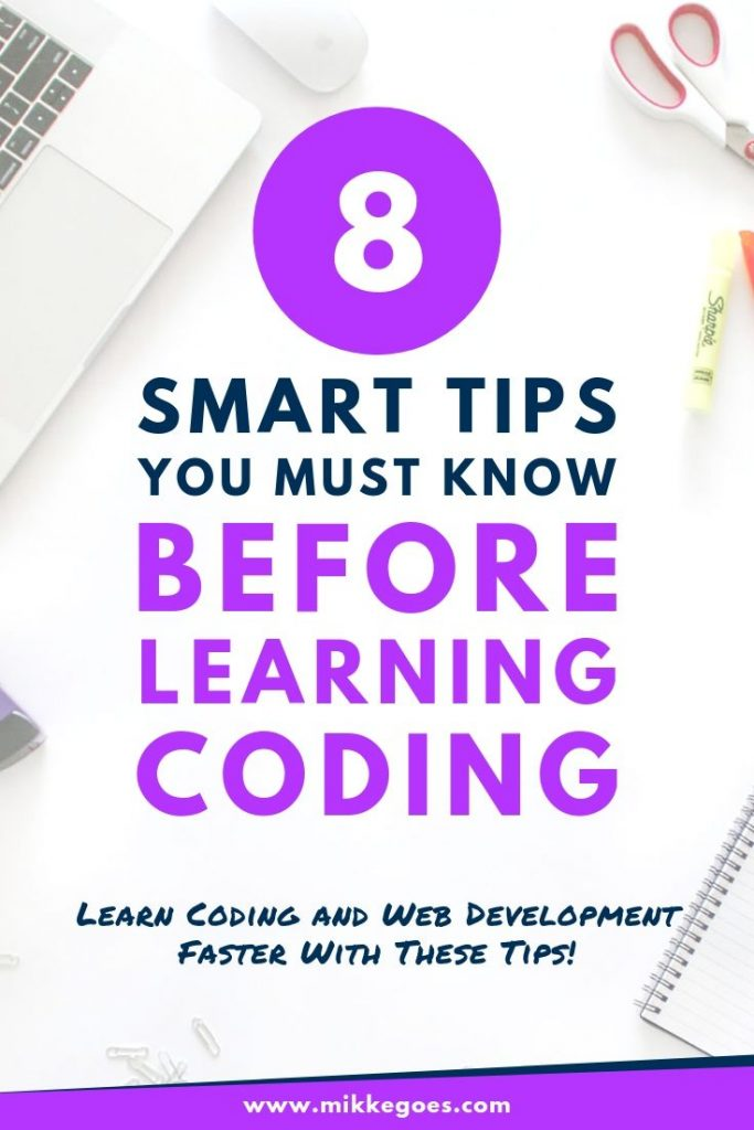 What you should know before you learn programming and coding