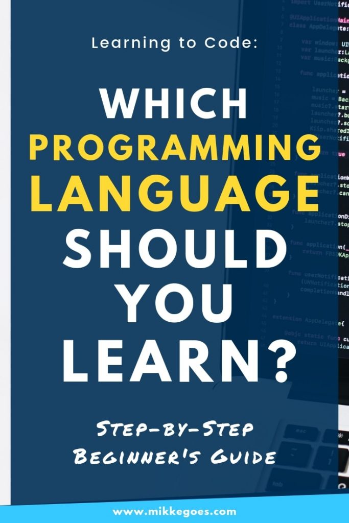What programming language should I learn? Find the perfect coding language to learn in 5 simple steps
