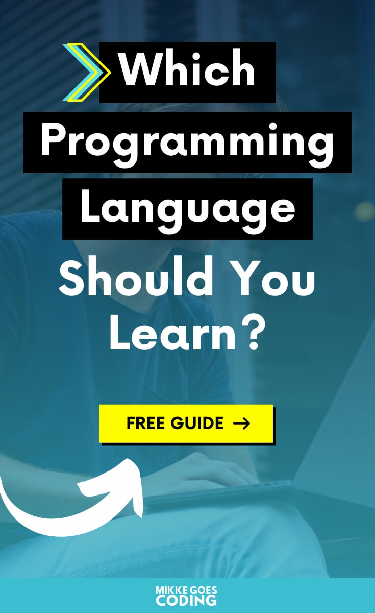Which programming language should you learn in 2020? Step by step guide for beginners