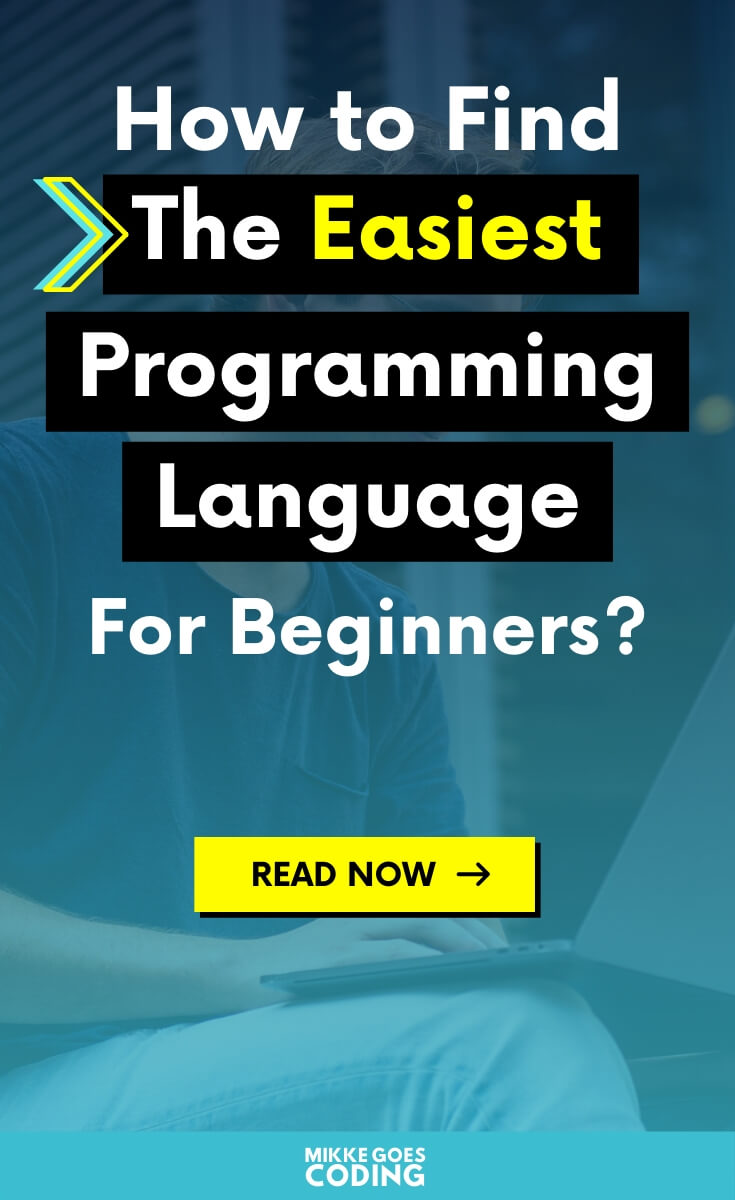 How to Find the Easiest Programming Language for Beginners in 2020?
