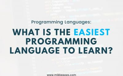 What is the easiest programming language to learn for beginners? Find out more about easy to learn programming languages and the most popular languages to learn first