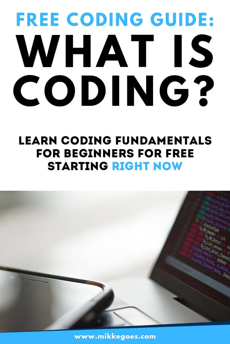 What is coding and computer programming exactly - Free Coding Guide for Beginners - Learn programming and web development for free
