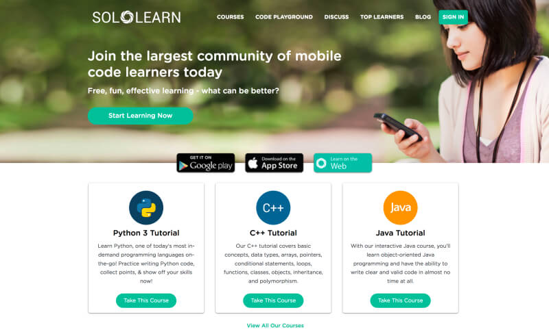 SoloLearn - Learn to code online for free