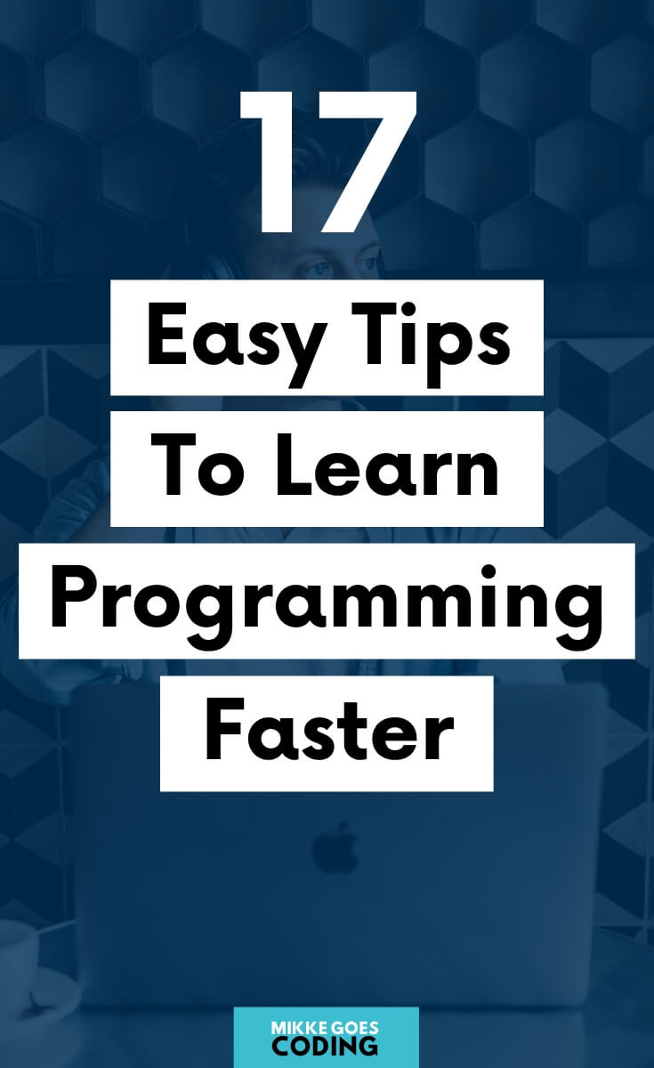 Helpful tips to learn programming for beginners