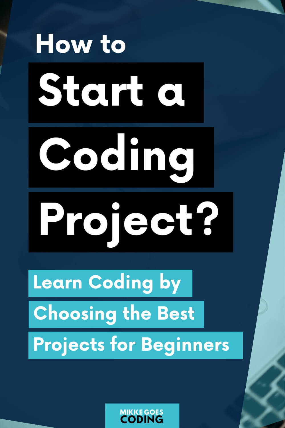 How to choose the perfect coding project to build for your portfolio website - Beginners guide