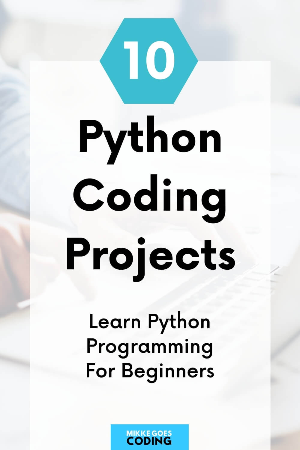 Python coding projects for beginners